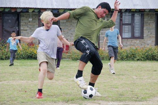 Fußball Nepal Deutschland