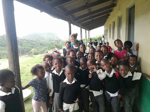 Schule in Bulungula