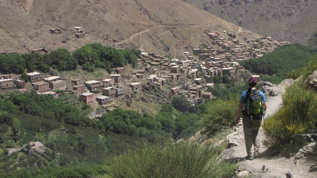 Wandern in Marokko_2