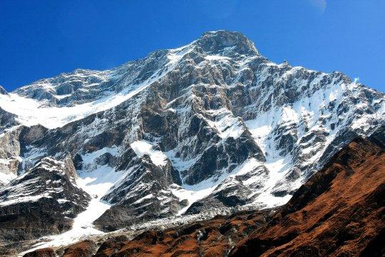 Dhaulagiri Westwand