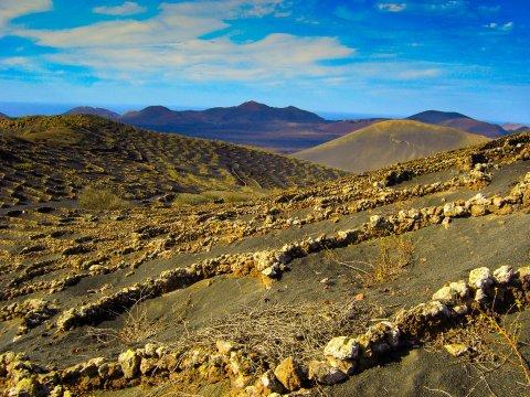 Mondlandschaft Lanzarote