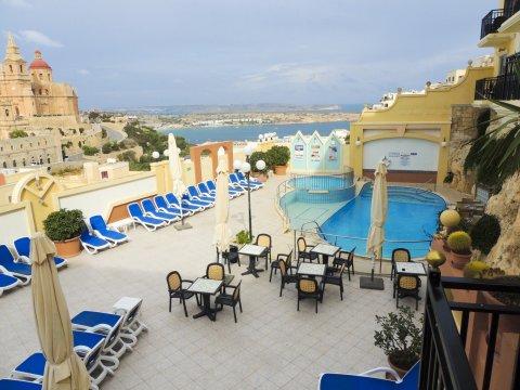 Hotel Pergola Poolbereich