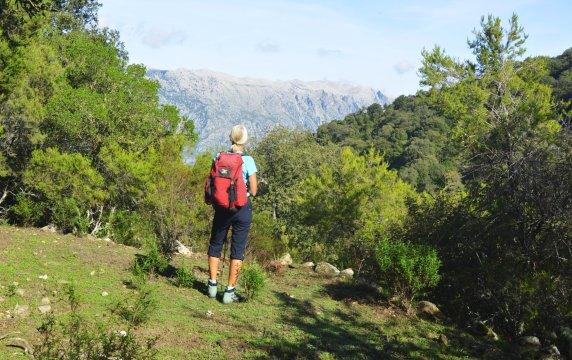 Sardinien Wanderung ueber die Hoehen von Irgoli_2