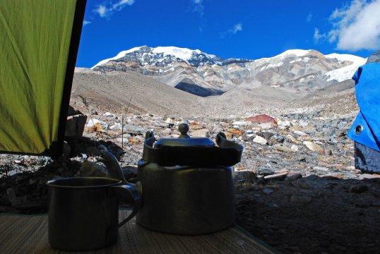 Nepal-Chulu-Far-East-Basecamp-Teekessel