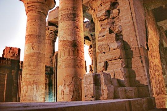 Ägypten - Säulen