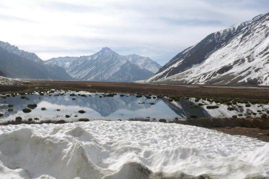 Gletschersee in Zanskar