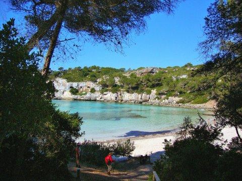 Wanderung zur Cala Macarella