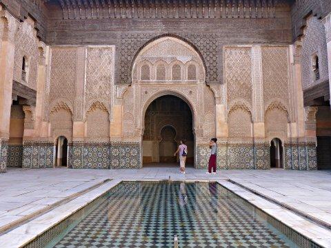 Medersa Ben Youssef Marrakech_3