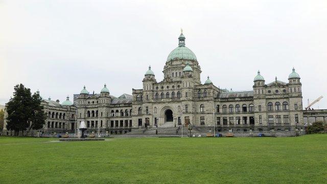 Victoria Parlament