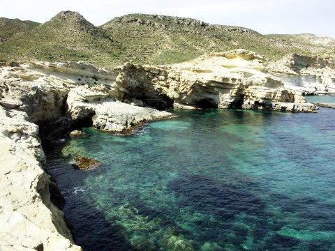 Playa Playazo, Naturpark Cabo de Gata