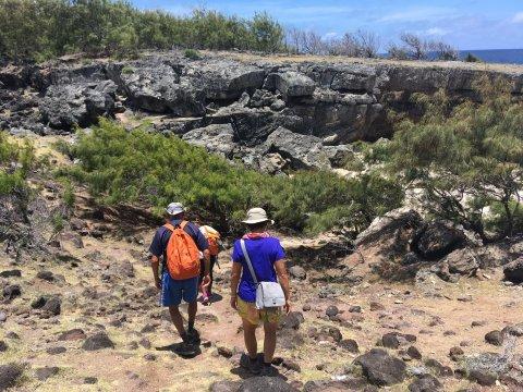 Wandern im Süden von Rodrigues