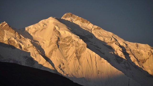 Rakaposhi im Hunza-Tal