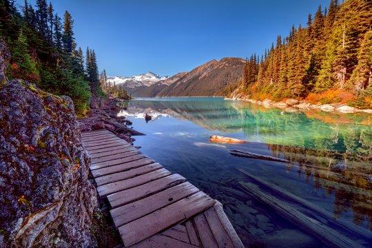 Alaska - Fluss in der Wildnis