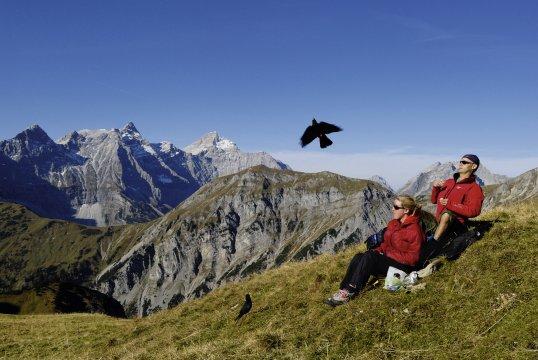 Klettersteig Mittenwald : Mittenwalder klettersteig im karwendelgebirge