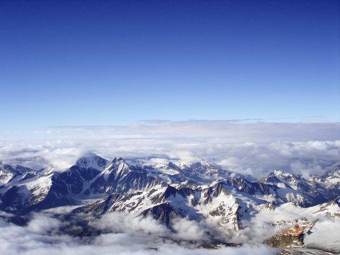 Blick vom Elbrus