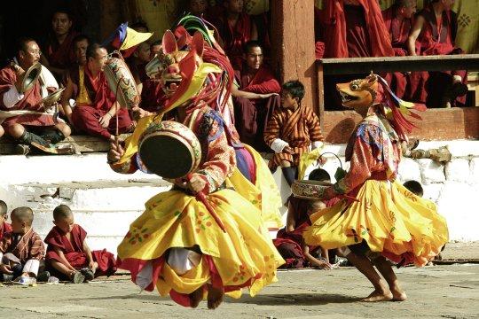 Sprungstarke Tänzer beim KlosterfestSprungkraft_2