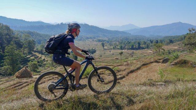 Nepal-MTB-Panorama-Trails-Ausblick