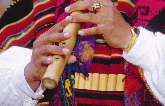 Peruanische Instrument