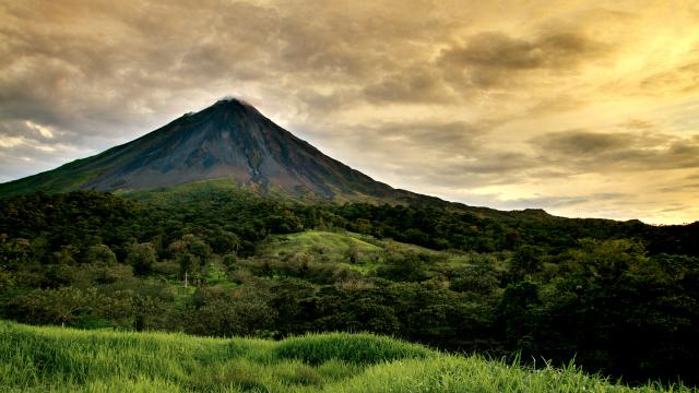 Vulkan Arenal bei La Fortuna