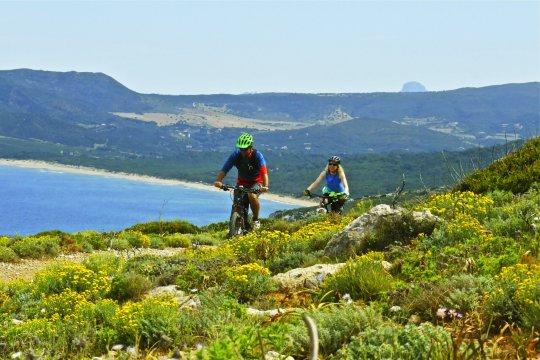 Mountainbiken auf Sardinien 2