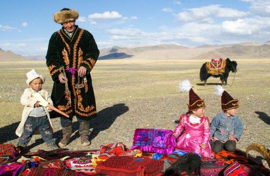 Kirgisisches Fest bei Alichur_9