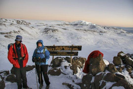 Kilimanjaro Am Gilmans Point_2