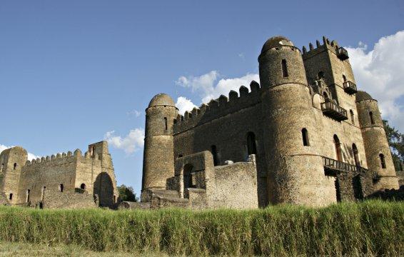 Fasalidas Palast Gondar_2