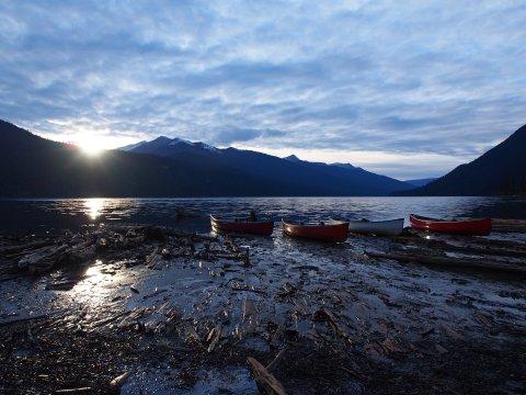 Kanutour_auf_dem_Isaac_Lake