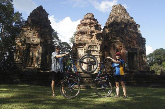 Tempelanlage Preah Ko