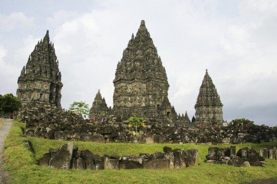 Java Prambanan Hindutempel Komplex_2