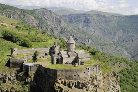 Kloster Tatev 2