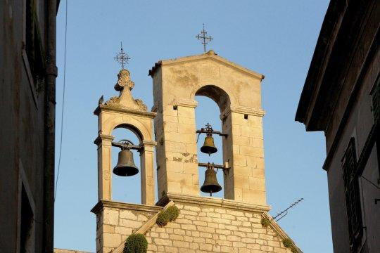 Jugoslavia Kroatia Sibenik Sv Barbara