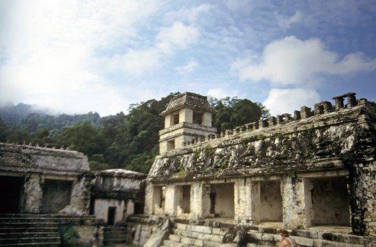 Archaeologische Zone von Palenque