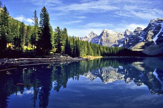Kanada Alberta Banf Nationalpark 2