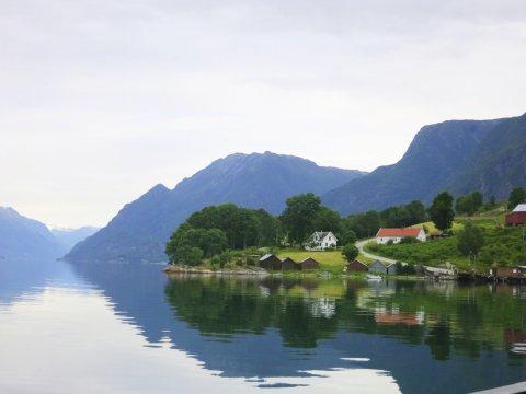 Sogndal Fjord