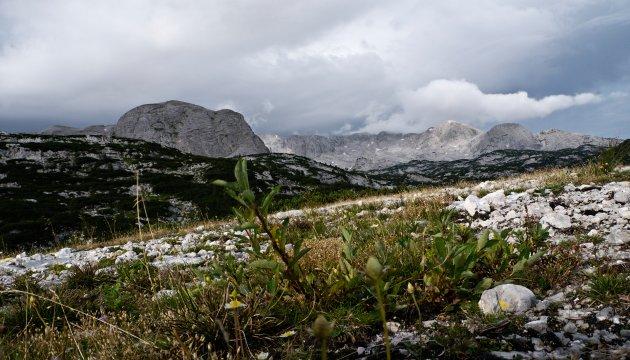 Österreich-Dachstein-Plateau