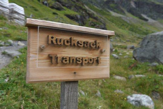 Martin Jung Rucksack Transport