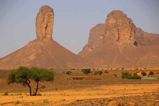 Afara - das Monument Valley Algeriens