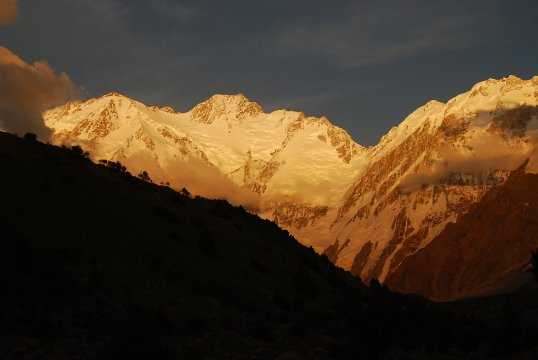 Westseite des Nanga Parbat
