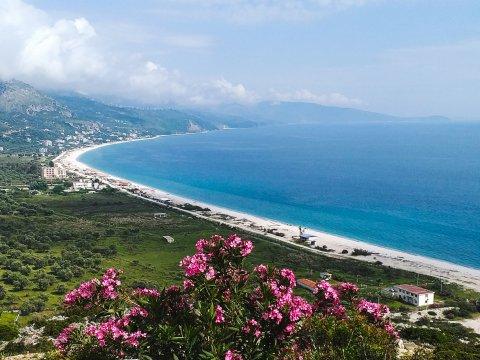 Trekkingrad_Albanien14