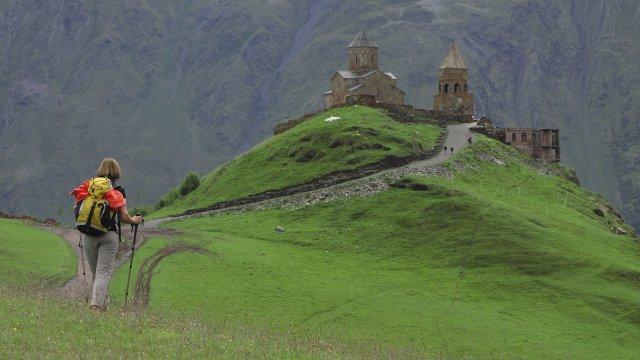 Gergetier Dreifaltigkeitskirche