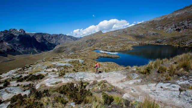 einsame Pfade Peru