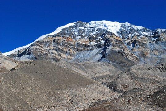Nepal-Chulu-Far-East-Zustieg-Moräne