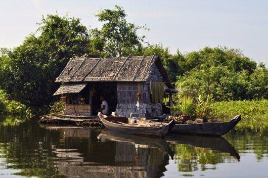 Kambodscha Tonle Sap