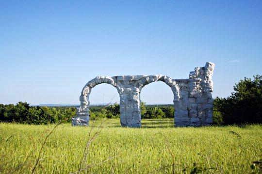 Burnum - Ruinen eines römischen Stützpunktes_2