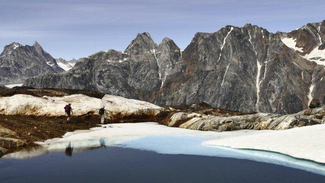 Groenland Karalefjord Hausberg_2