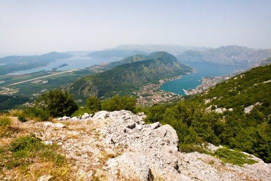Blick auf die Bucht von Kotor_2