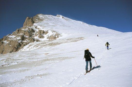 Skitour Türkei