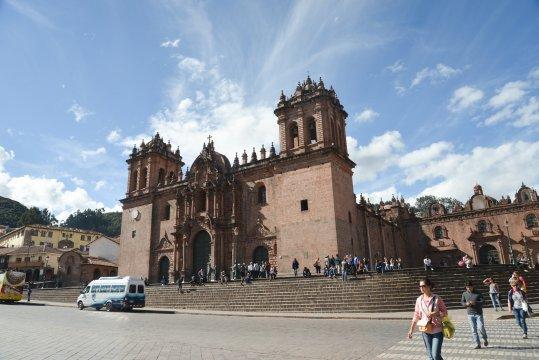 Kathedrale Cusco