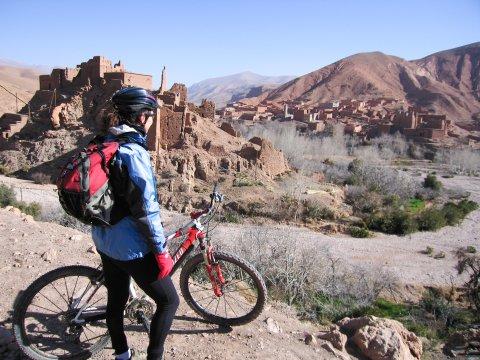 Marokko Mountainbike 3